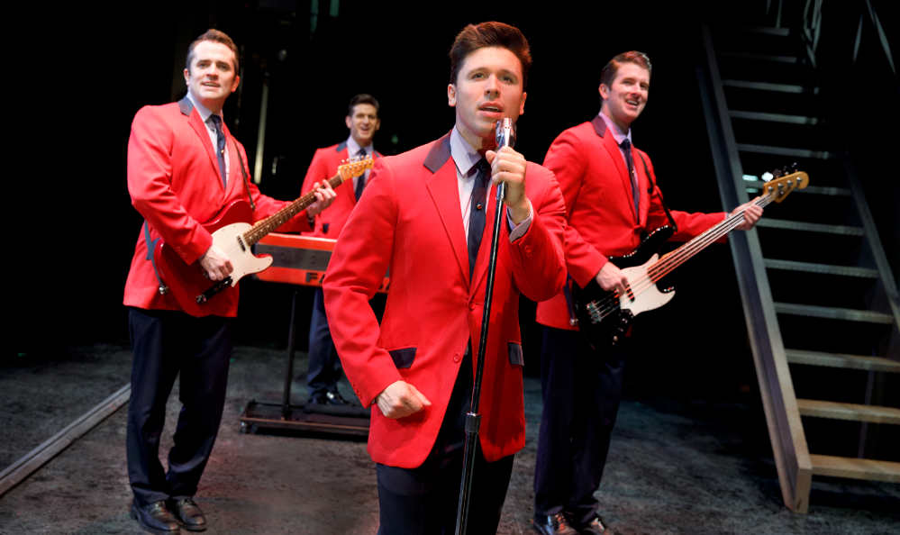 Jersey boys broadway theatre league_production