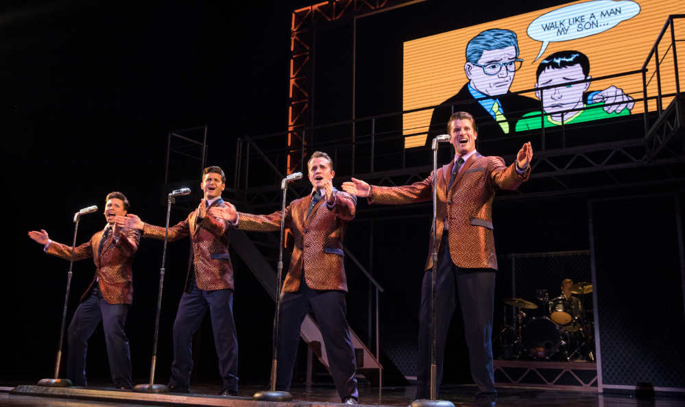 Jersey boys broadway theatre league_production_4