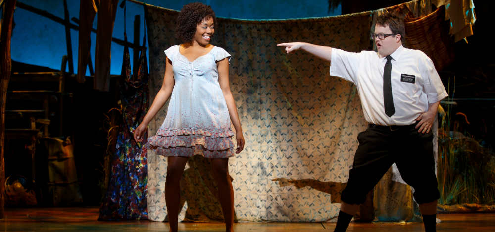 The Book of Mormon production photo Broadway Theatre League_1