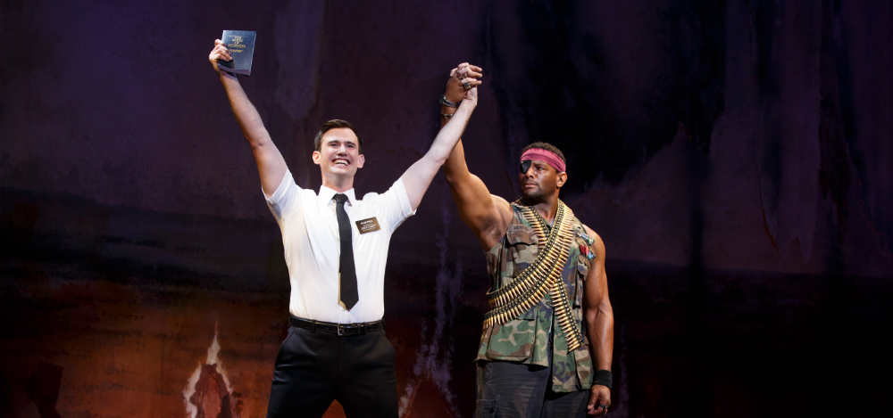 The Book of Mormon production photo Broadway Theatre League_2
