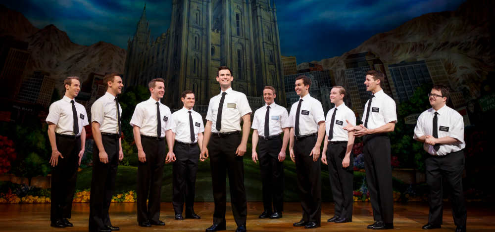 The Book of Mormon production photo Broadway Theatre League_3