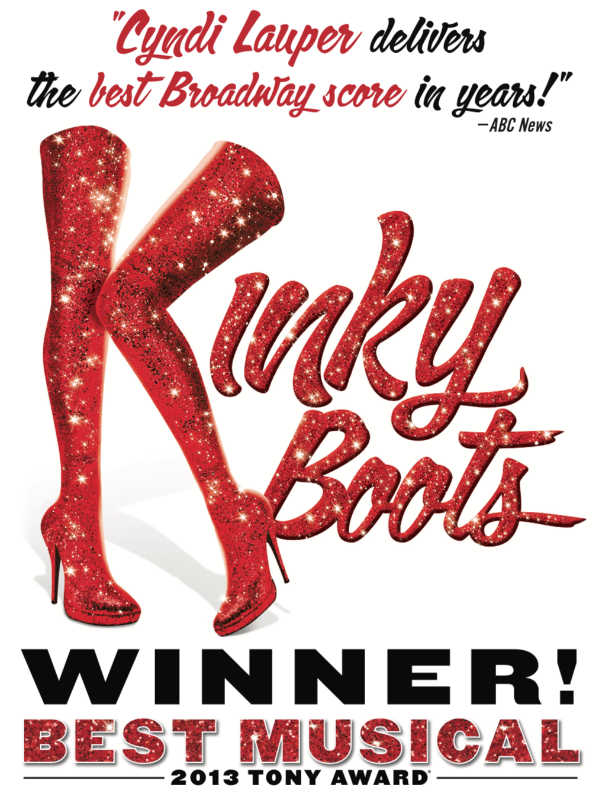 kinky boots broadway theatre league