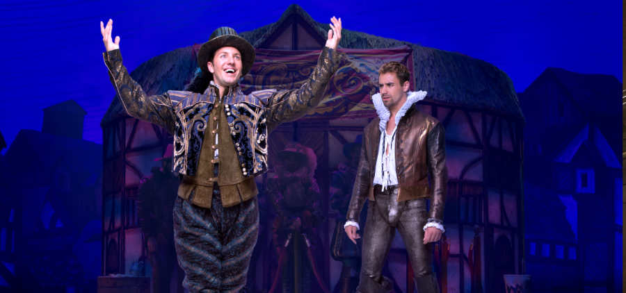 something rotten production broadway theatre league