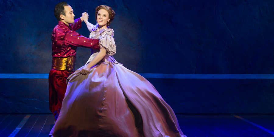 the king and i broadway theatre league_production