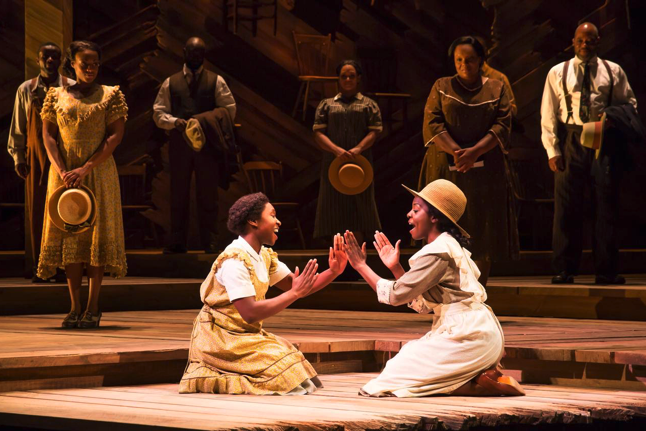 the color purple comes to btl